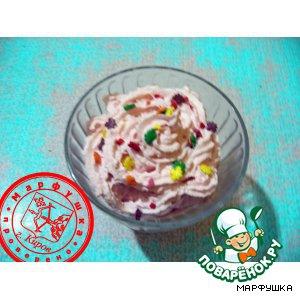 Мороженое - Десерт из мороженого