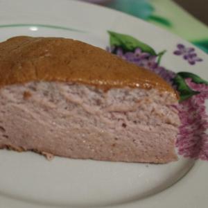 Картофель - Десерт Облако из роз