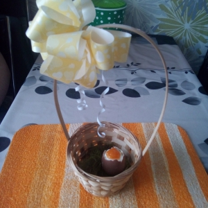 Перепелиное яйцо - Десерт Пасхальные яйца