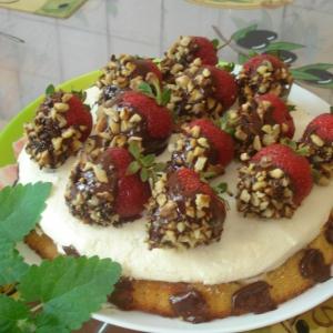 Бузина - Десерт Вдохновение