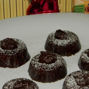 Киви - Десертные конфеты «Новогодний сюрприз»