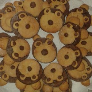 Простокваша - Детское печенье Медвежата