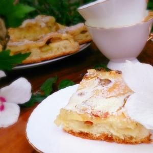 Виноград - Дрожжевой пирог с виноградом