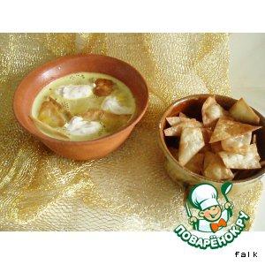Рецепты египетской кухни - Египетский суп из красной чечевицы