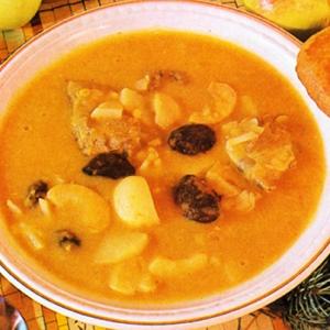 Рецепты кавказской кухни - ереванский бозбаш