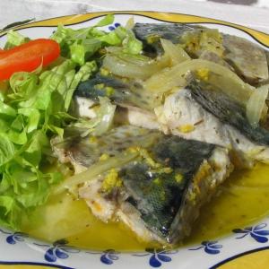 Рецепты испанской кухни - Эскабече из скумбрии