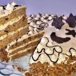 Финик - Финиковый торт Арабская ночь