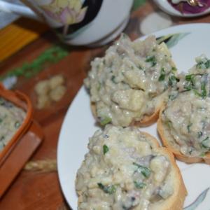 Рецепты закусок - Форшмак