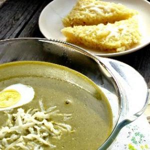 Рецепты французской кухни - Французский суп-пюре из щавеля