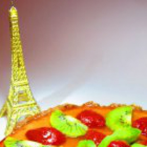 Жасмин - Французский торт