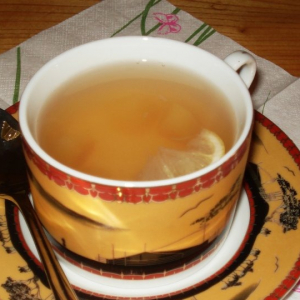 Яблоко - Фруктовый чай