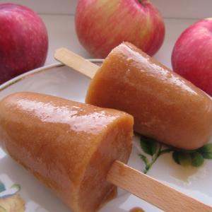 Персик - Фруктовый лед из дыни, персика, яблока