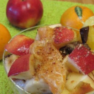 Яблоко - Фруктовый салат Весенний