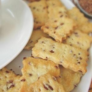 Рецепты из теста - Галетное печенье