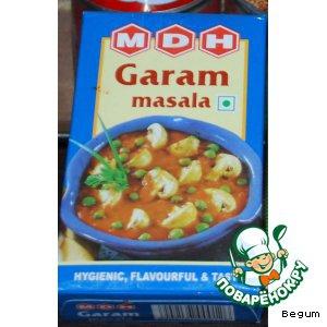 Рецепты индийской кухни - Гарам масала