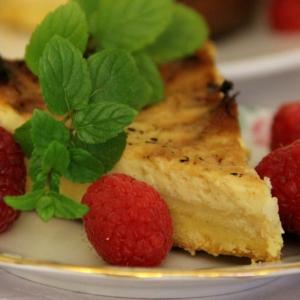 Рецепты французской кухни - Гасконский флан (Gateau Millasson)