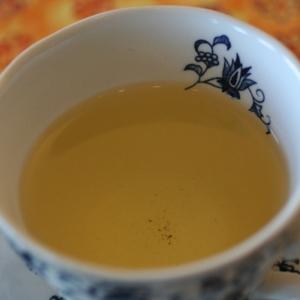 Гэммайтя - японский рисовый чай