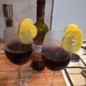 Анис - Глинтвейн из красного вина