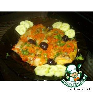 Гранат - Голубцы овощные