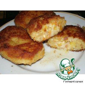 Рецепты украинской кухни - Гороховые пирожки