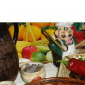 Рыжики - Горшочек с рыжиками и мясными зразами