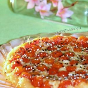 Пармезан - Горячий пирог c карамельными черри