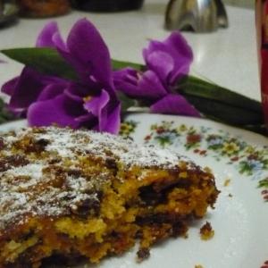 Рецепты греческой кухни - Греческий апельсиновый пирог