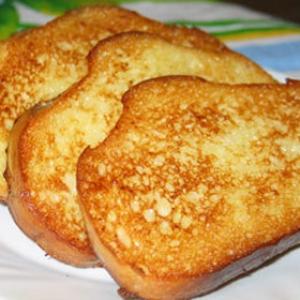 Рецепты десертов - Гренки в яйце