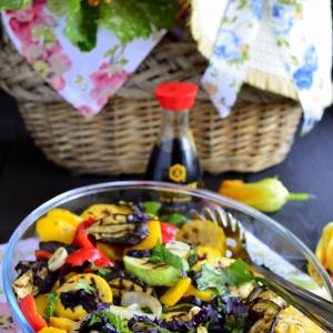 Кукуруза - Гриль салат Для большой компании