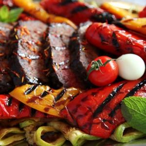 Тушеное мясо - Grillades по новоорлеански