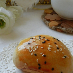 Рецепты кавказской кухни - Грузинские сладкие пирожки Када