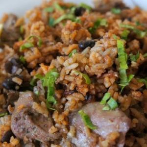Масло кукурузное - Грязный рис