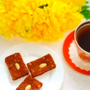 Рецепты индийской кухни - Халва гороховая Ладду
