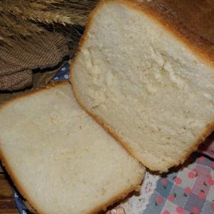 Молоко - Хлеб на кислом молоке