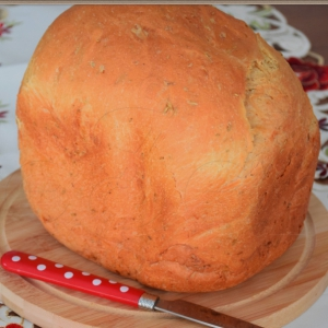 Масло оливковое - Хлеб с розмарином по-итальянски