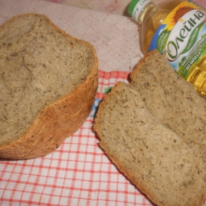 Тмин - Хлеб с тмином и снытью