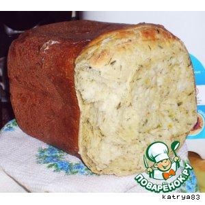 Пастернак - Хлеб с травами и зеленью