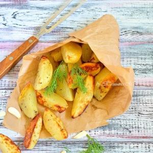 Кардамон - Идеальный гарнир из картофеля на гриле