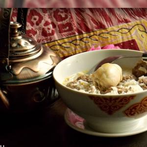 Тмин - Индонезийский рисовый суп