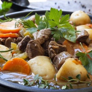 Морковь - Ирландское мясное рагу