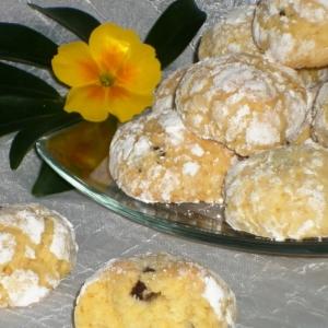 Рецепты итальянской кухни - Итальянское апельсиновое печенье