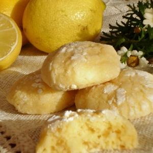 Рецепты итальянской кухни - Итальянское лимонное печенье