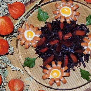 Слива - Капуста Осенний смак