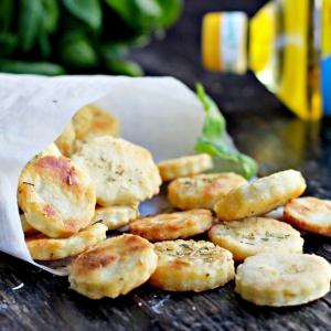 Розмарин - Картофельное печенье