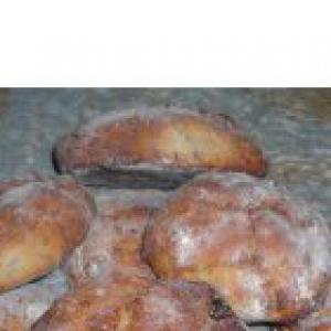 Рецепты португальской кухни - Картофельные булочки