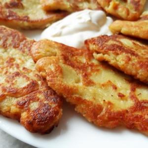 Картофель - Картофельные сконы за 20 минут