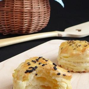 Тмин - Картофельные слойки