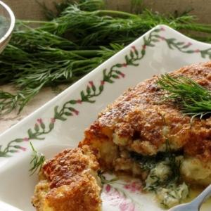 Масло сливочное - Картофельные зразы по-киевски