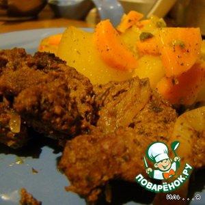 Эстрагон - Картофель с говядиной