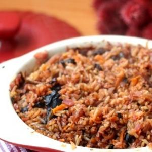 Сморчки и строчки - Каша из гречи и риса